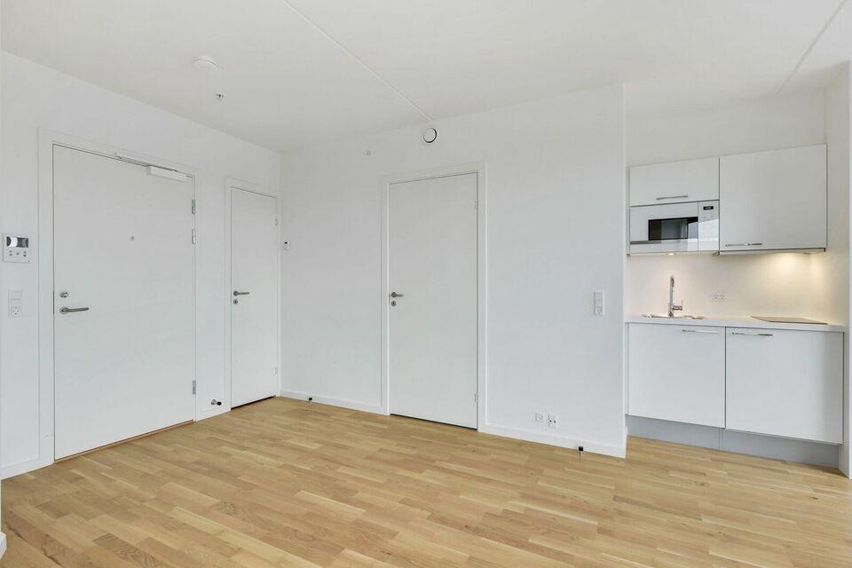2500 vær. lejlighed, m2 44, Elstarvej