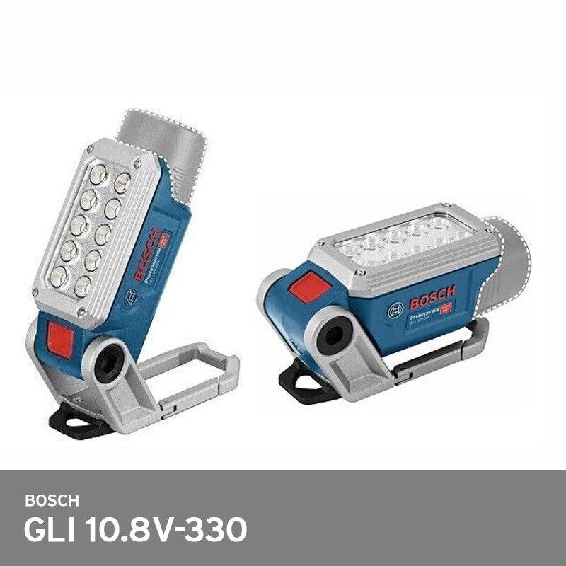 Bosch GLI 10.8V-330 Professional 330 Lumen Lantern 300g 10.8V Free Shipment
