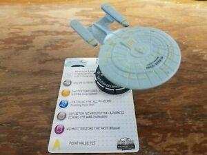 Heroclix-Star-Trek-Tactics-II-OP-Kit-Promo-Battleship-Enterprise-LE-w-Card-NEW