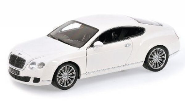 Bentley Continental Gt (biancao) 2008