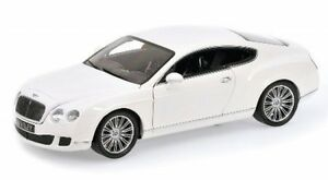 Bentley Continental Gt (blanc) 2008