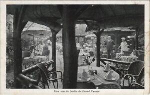 CPA PARIS 17e - Jardin du Grand Veneur 6 Rue Demours (142407)