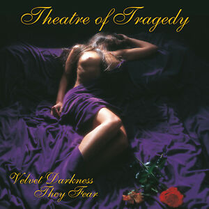 THEATRE OF TRAGEDY - Velvet Darkness They Fear -Digipak-CD+Bonus Tracks - 205799 - Abstatt, Deutschland - THEATRE OF TRAGEDY - Velvet Darkness They Fear -Digipak-CD+Bonus Tracks - 205799 - Abstatt, Deutschland