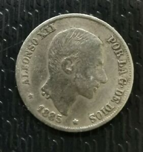 SPAIN-PHILIPPINES-1885-ALFONSO-XII-10-CENTAVOS-3