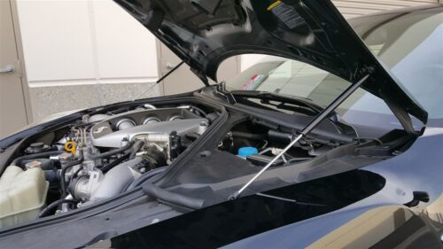 Black Series Godzilla P2M Engine Hood Dampers for Nissan R35 GTR 2009