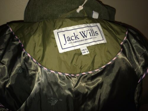 trapuntata Uk Jack £ 89 50 Giacca Sz 6 Rrp Wills p P Turville wwptS