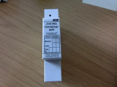 Jung EIB KNX Verknüpfungsgerät 2145 REG
