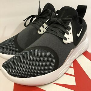 promo code 3d9e6 f0025 Image is loading Nike-Lunarcharge-Premium-LE-Multicolor-White-Black-Oreo-