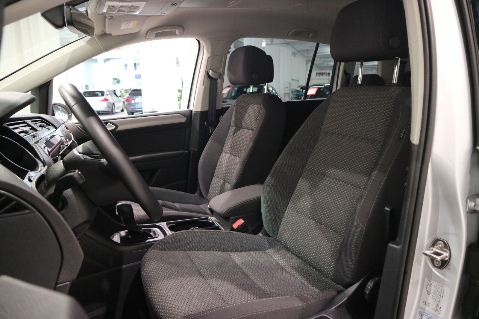 VW Touran 1,5 TSi 150 Comfortline Family DSG 7prs - billede 10
