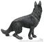 Large-22cm-German-Shepherd-bronze-effect-ornament-figurine-Alsatian-lover-gift thumbnail 6