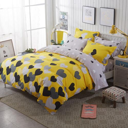 M305 Duvet//Doona//Quilt Cover Set Queen//King//Super King Size Bed New