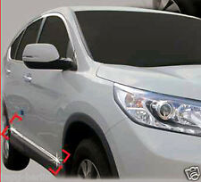 Accessories for Honda CR-V 2012-2014 Chrome Door Trim Blinds trim Tuning