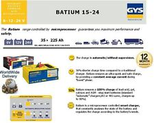 GYS 6v 12v 24v automatique Chargeur Batterie pour voitures camion tracteur