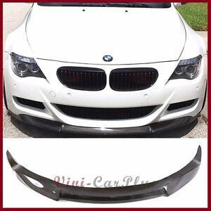 2005-2010 FRONT SPLITTER V.2 BMW M6 E63