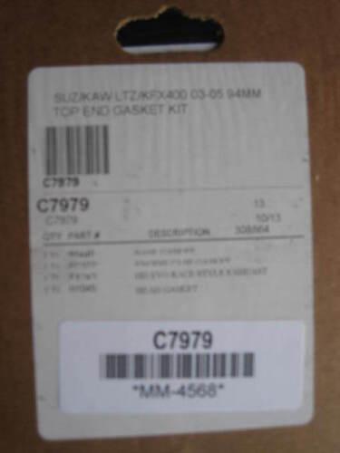 LTZ400 KFX400 Cometic Gasket C7979 94mm