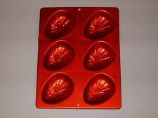 WILTON SPIDERMAN FACE MINI TREATS RED ALUMINIUM CAKE JELLO BROWIE PAN MOLD 2004