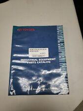 Toyota Forklift 8fbcu20 25 28 30 32 8fbchu25 Parts Catalog Manual
