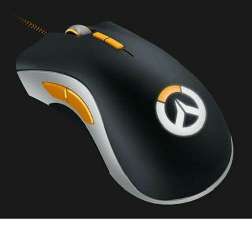 Razer Overwatch DeathAdder Elite Gaming Mouse 16000 DPI Mechanical Switches