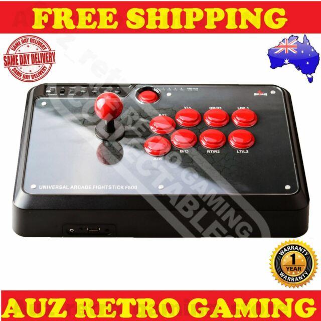 Mayflash F500 Arcade Fight Stick Joystick PS4/PS3/XBOX ONE/XBOX  360/SWITCH/PC