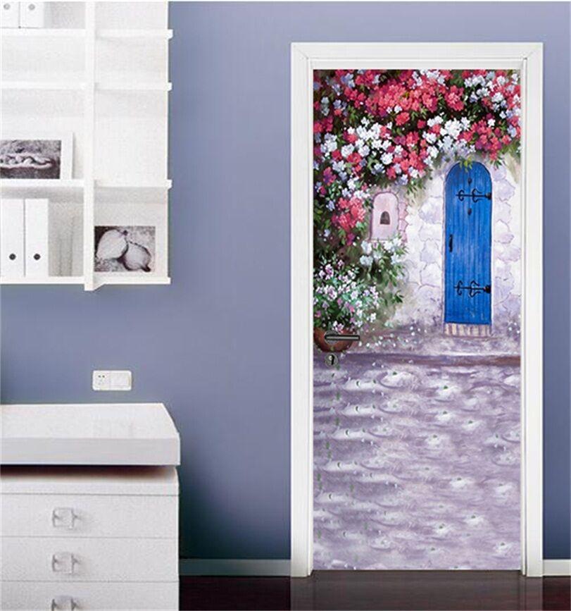3D Kalmar 80 Tür Wandmalerei Wandaufkleber Aufkleber AJ WALLPAPER DE Kyra