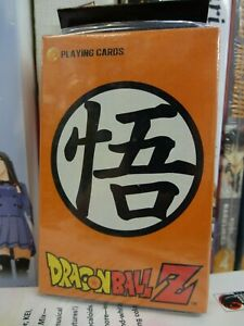 Dragon-Ball-Z-Official-Manga-amp-Anime-Playing-Cards-515875