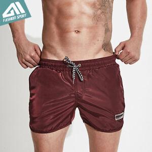 Desmiit-Fast-Dry-Men-039-s-Board-Shorts-Summer-Beach-Surfing-Swimming-Short-Trunks