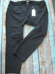 Sheego-Trousers-Cloth-Pants-Black-Gr-44-to-58-plus-Size-730