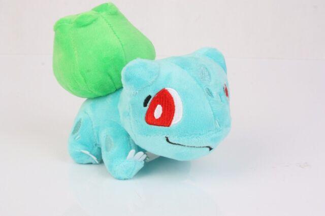 30cm Big Bulbasaur Pokemon Plush Doll Kids Toy Soft Stuffed Animal Xmas Gifts