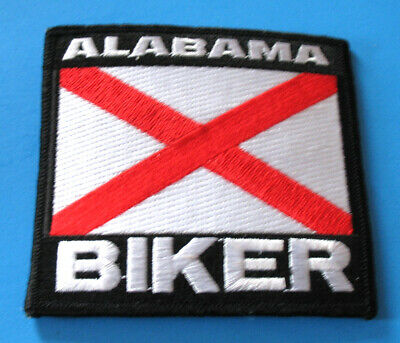 BRAND NEW AMSTERDAM NETHERLANDS HOLLAND ROCKER BIKER IRON ON PATCH