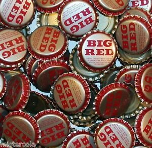 Soda pop bottle caps Lot of 25 DIET DOUBLE COLA plastic unused new old stock