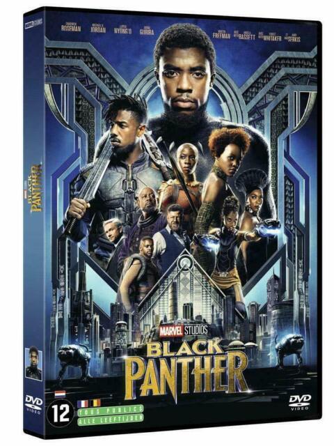 BLACK PANTHER ; Marvel - DVD NEUF SOUS BLISTER