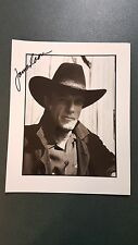 James Caan Autographed 8x10 photo - coa - 9