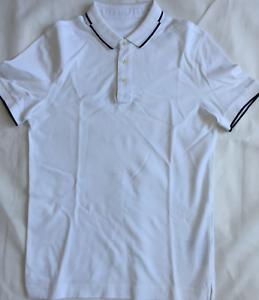 647b11c3 Details about Z Zegna Cotton Men T-Shirt White Size L Near New
