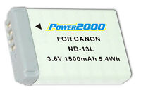 Battery Nb-13l For Canon Powershot G7 X G5x Digital Camera