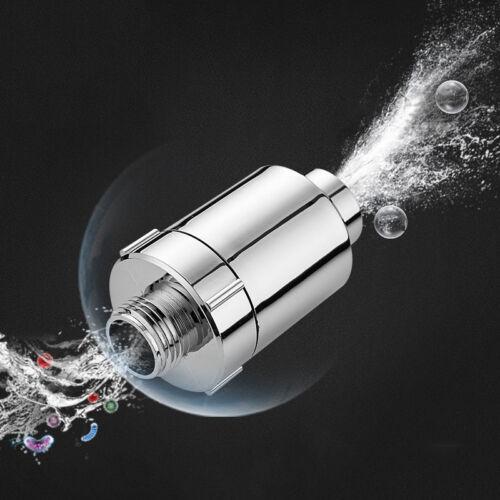 reiniger Neu 1//2/'/' Dusche Filter Weichmacher Chlor Entfernen Metall Wasser