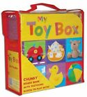 My Toy Box by Julie Fletcher (Board book, 2008)