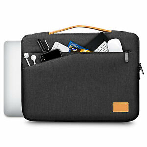Laptop-Notebook-Sleeve-Carry-Case-Bag-Cover-For-13-034-15-034-MacBook-Lenovo-HP-Dell