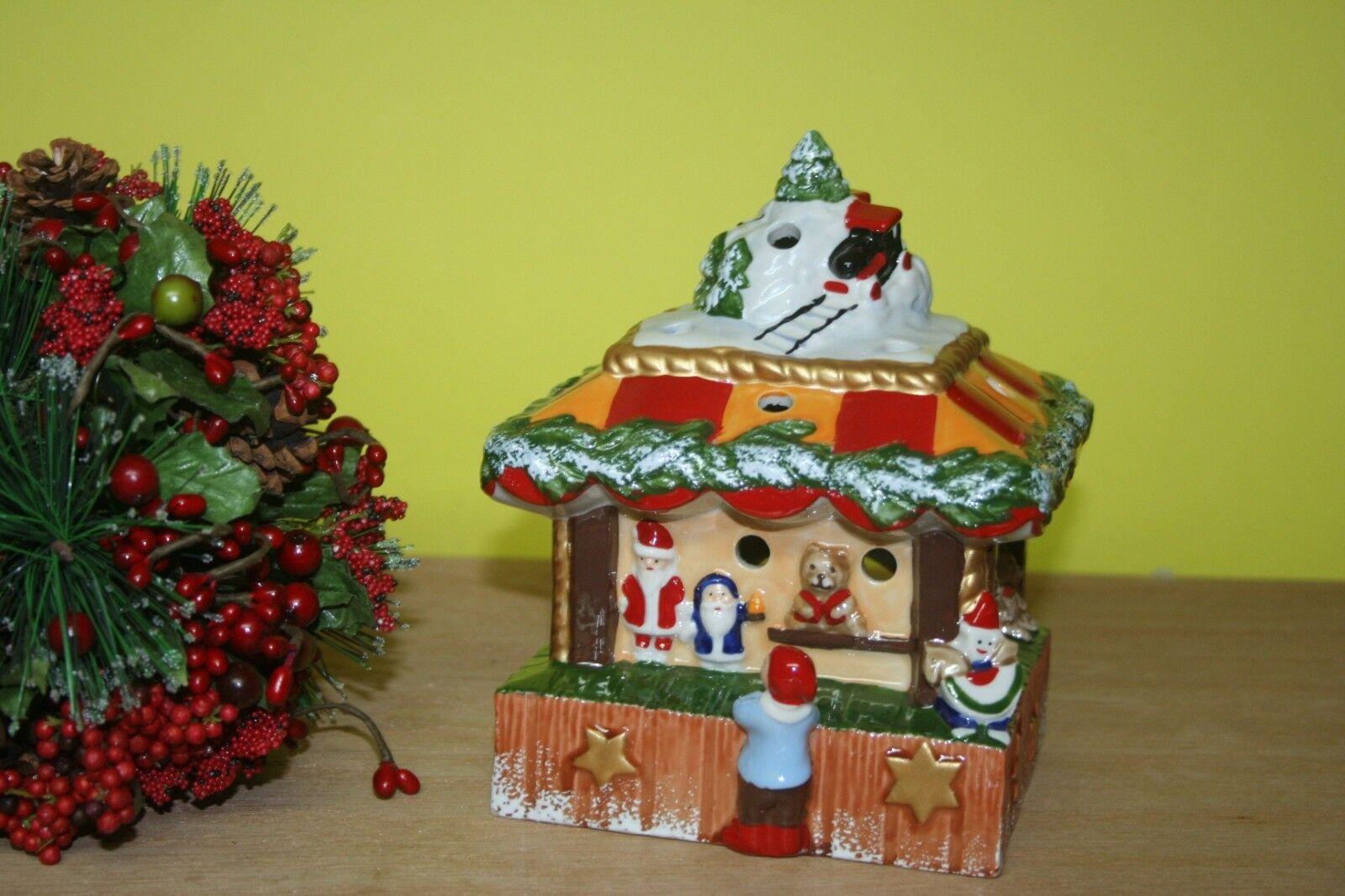 Nostalgic Christmas market VILLEROY & BOCH Jouet stand