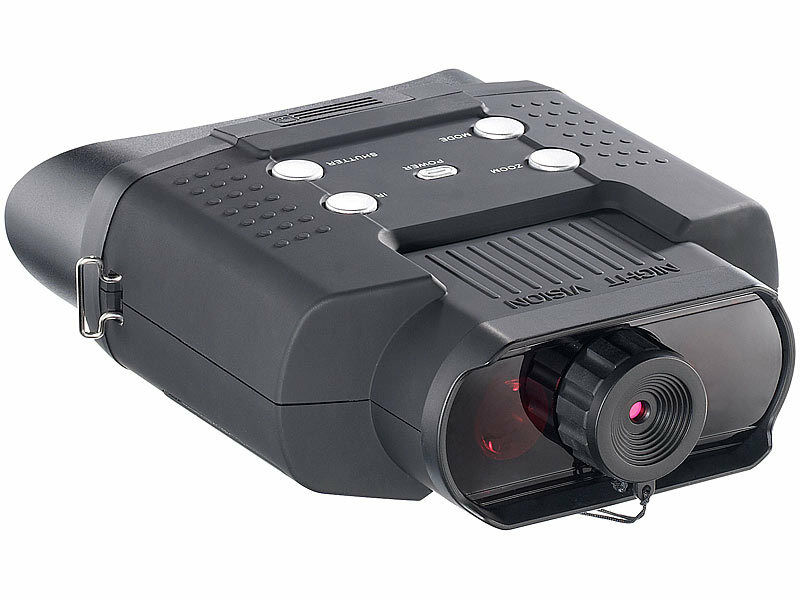 Zavarius Nightvision Device Dn-700, Binoculars 400 M with Recording Function