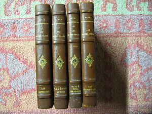 Henry-de-Montherlant-Les-jeunes-filles-4-volumes-relies-1947