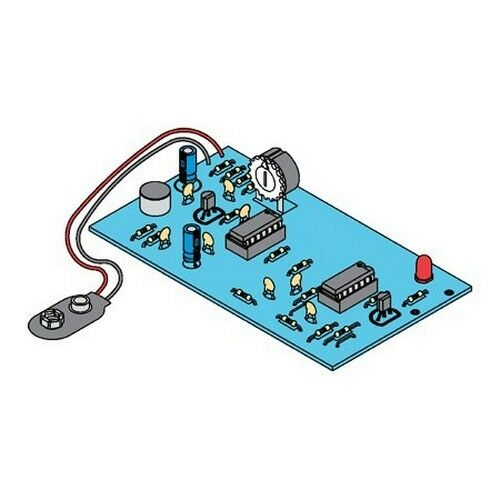 Just clap your hands ELENCO K-36 Sound Activated Switch Soldering DIY KIT