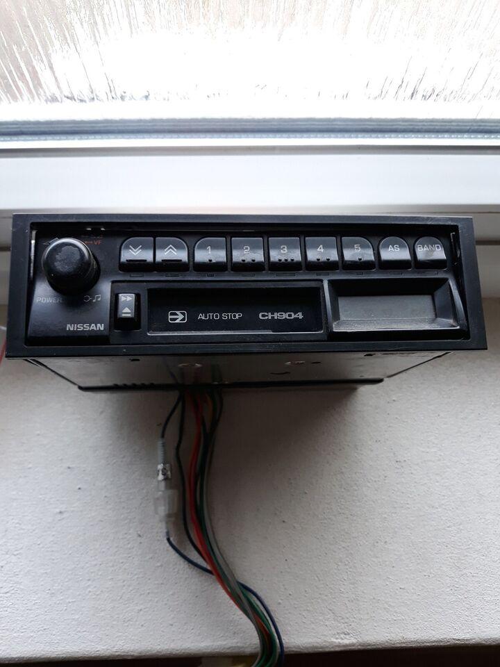 Nissan, Kassette/Radio