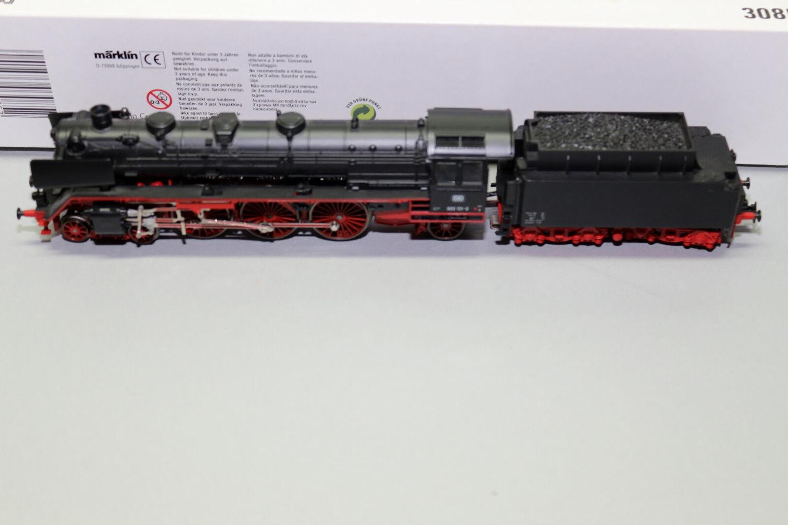 3085 locomotiva serie siano 003 131-0 DB traccia h0 OVP