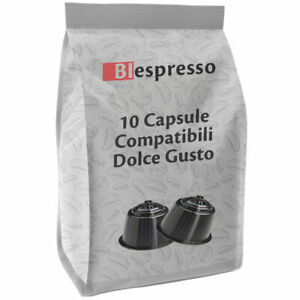 500 Capsule Cialde caffe Compatibili Nescafè Dolce Gusto Miscela Intenso