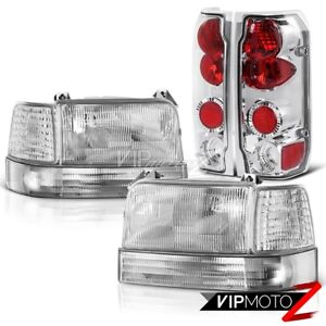 Image Is Loading 92 96 Ford F150 F250 F350 Bronco Chrome