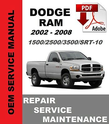 2007 2009 Dodge Caliber SE SXT R//T SRT-4 Factory Service Manual PDF DOWNLOAD