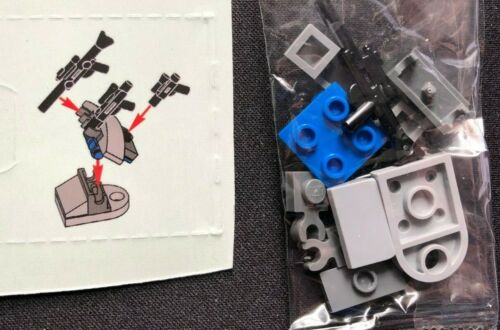 from 2013 Star Wars Advent Calendar 75023 LEGO WEAPONS RACK with 3 BLASTERS