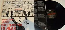 LP ETRON FOU LELOUBLAN Live At The Rock In Opposition 1978 (Re) RPC 012 - SEALED