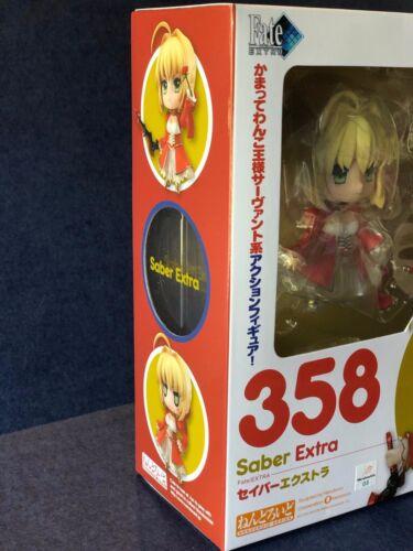 FATE EXTRA SABER EXTRA NERO 358 Nendoroid NEW