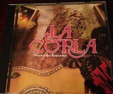 La Copla: Voces De Espana CD